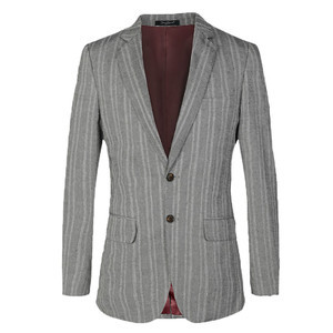 Männer Fashion Blazer Slim Fit Mens Business Plus Größe 56
